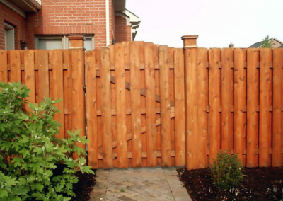 little rock fencing contractor