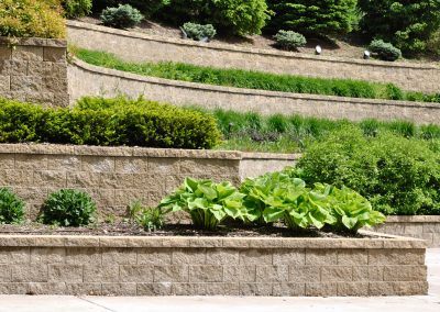 memphis retaining wall contractors